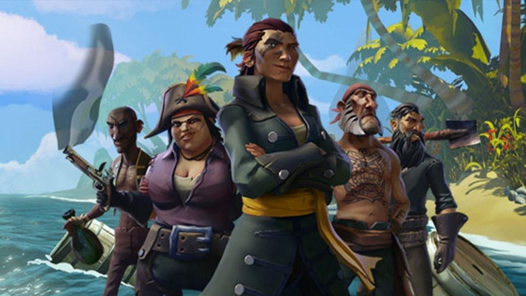 Win some real golden bananas with new Sea of Thieves treasure hunt