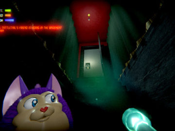 Tattletail is a Bloodthirsty, Animatronic First-Person Horror