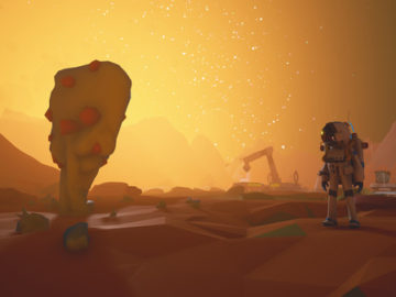 Astroneer Lands on Steam, Brings the Wonders of Space to Earth