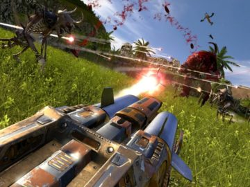 Frantic FPS Serious Sam: The First Encounter Embraces Virtual Reality