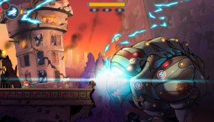 Rise & Shine Preview: Difficult Platforming in an Apocalyptic Shell