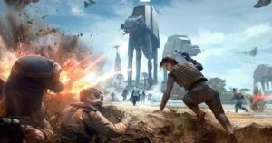 Star Wars Battlefront Rouge One: Scarif DLC Riddled with bugs
