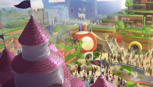 Super Nintendo World Gets New Music Video Trailer