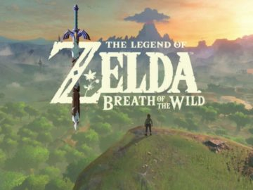 New Zelda: Breath of the Wild footage Releases at The Game Awards