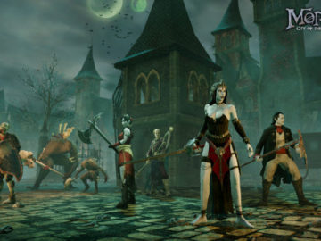 Mordheim: City of the Damned DLC Available Now on PS4 and Xbox One