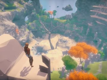 New Worlds Adrift Trailer Presents a Windswept Paradise