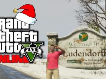 GTA V Shows Everyone How to Get Into the Festive Spirit