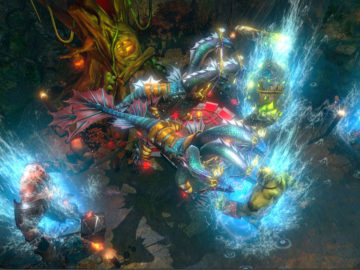 ArmaGallant: Decks of Destiny Mixes Deck-Building with MOBAs; Coming to PS4 in April