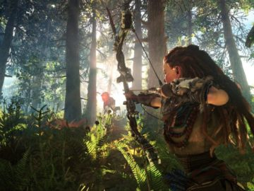 Horizon Zero Dawn Has Gone Gold