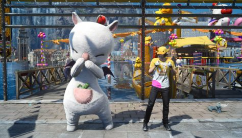 Final Fantasy XV's Newest Event, The Moogle Chocobo Carnival Is Set to Kick Off Soon