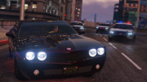 Grand Theft Auto V Snatches Number One Spot in UK Charts For Second Week