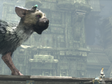 Fans Map The Last Guardian Using the Original Artwork