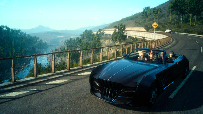 Final Fantasy XV Director Discusses Upcoming Single-Player Updates, DLC