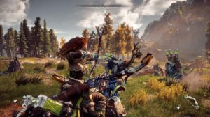 Have a Glimpse into Horizon Zero Dawn's Cinematic Photo Mode