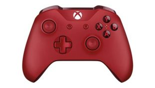 Snag the New Red Xbox One Controller