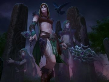 Smite's Newest Character Can Transform Into Any God on the Map
