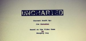 Uncharted Movie Script is Done and Dusted