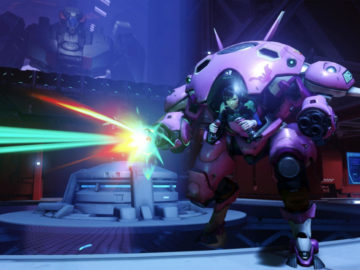 Blizzard Explains The Changes Involved With Overwatch's Recent D.Va Nerf