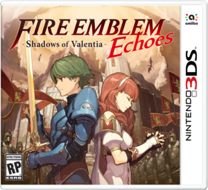 Nintendo Announces New Fire Emblem Game for 3DS, Alongside Two New Amiibo's