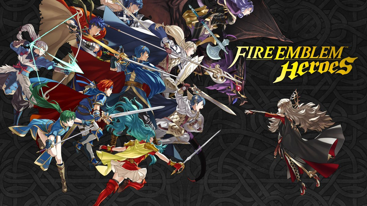 Fire Emblem Heroes Announced; Available in February for Google Play