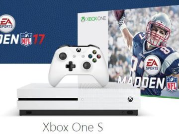 Pick up Madden 17 FREE When Buying an Xbox One S at Target