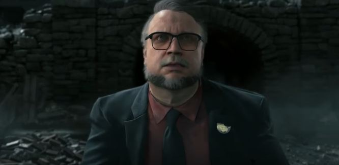 Guillermo Del Toro Confirms He's Not Creatively Involved in Death Stranding