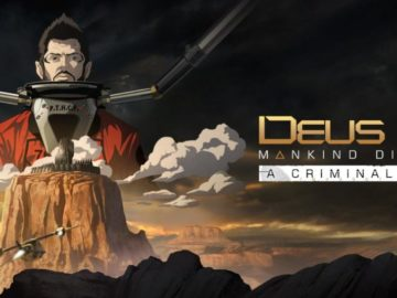 New Deus Ex: Mankind Divided Story DLC Will Launch in February
