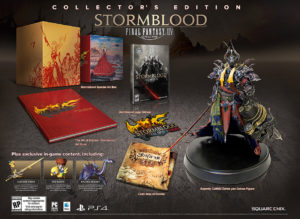 Gorgeous Final Fantasy 14: Stormblood Collector's Edition is Here