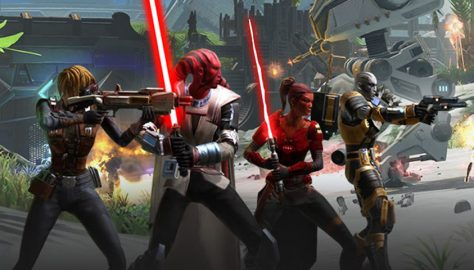New Star Wars: The Old Republic Content Is Now Live
