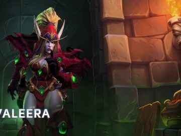 Heroes of the Storm's Patch Brings With It the 2017 Lunar Festival