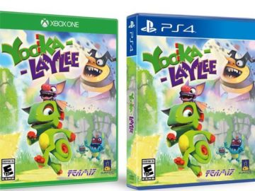 Yooka-Laylee Has Gone Gold As Its Release Date Approaches
