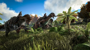 Console Versions of ARK: Survival Evolved Get New Dinos and Creatures