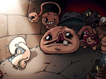 "The Binding of Isaac and Super Meat Boy Dev Teases ""Secret Proejct,"" With ""Amazing Controls"""