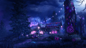 Infinite Warfare: Rave in the Redwoods – How to Turn on Power