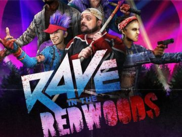 How to Play As Kevin Smith on 'Rave in the Redwoods', Because Why Not