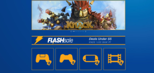 New PSN Flash Sale Offers Games Under $5