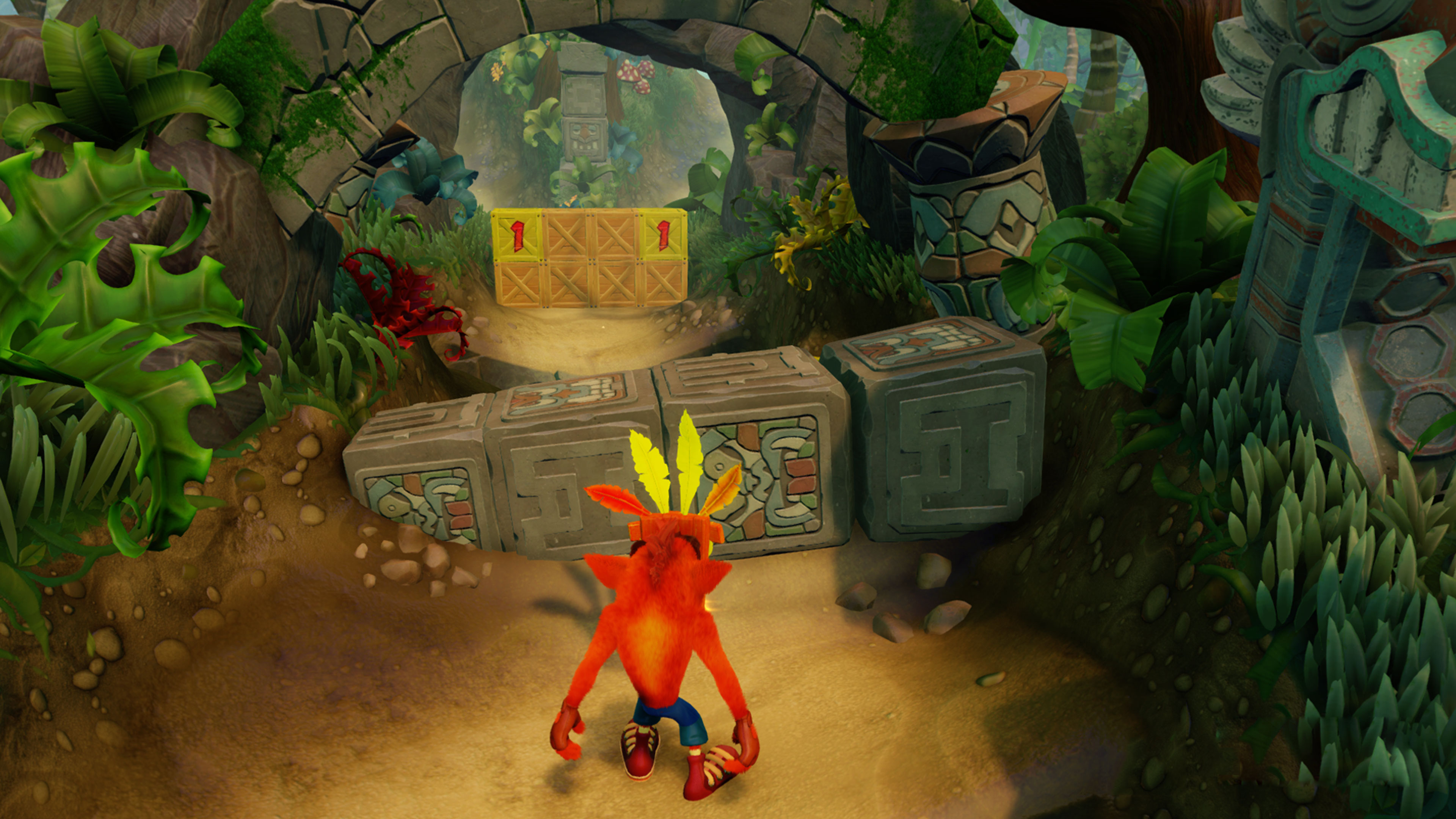 Crash Bandicoot N Sane Trilogy Wallpapers In Ultra Hd 4k Gameranx