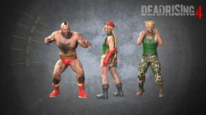 Dead Rising 4 to Receive Street Fighter Costumes and a New Difficulty Next Week