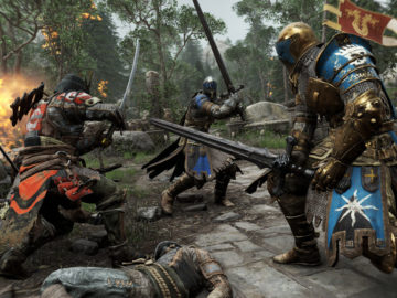 For Honor Closed Beta Date Revealed Alongside War of the Factions Event