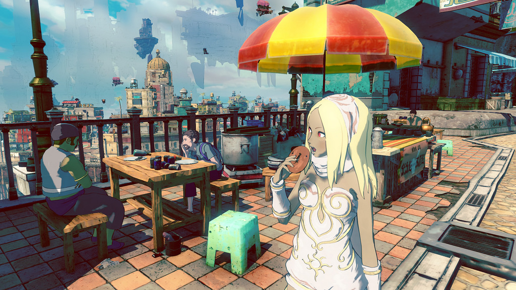 Gravity Rush 2: All Hekseville / Jirga Para Lhao Sites | Tour Guide