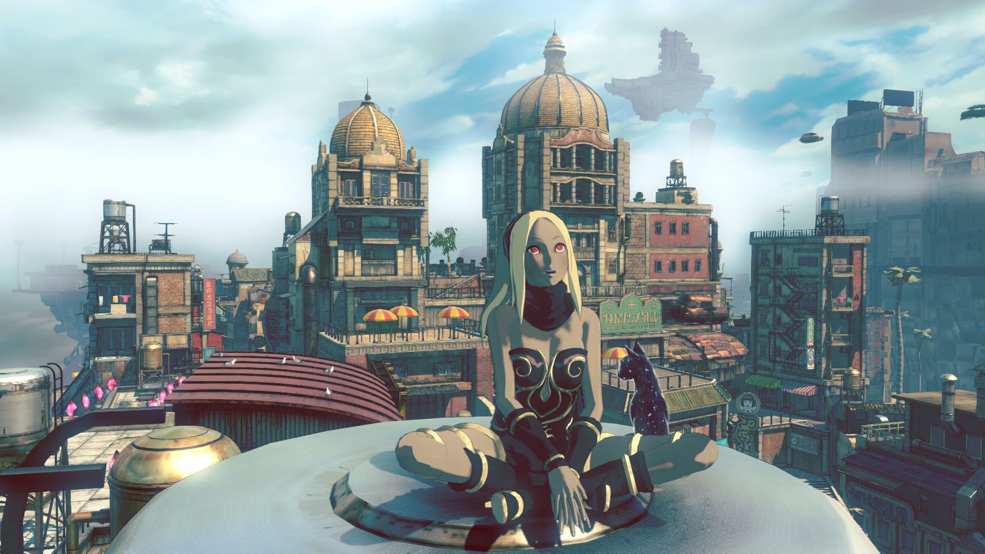Gravity Rush 2: 100% Trophy Completion Guide | Platinum Walkthrough