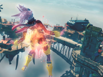 Gravity Rush 2: Unlock Fast Travel With These Warp Locations | Maps