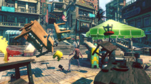 Gravity Rush 2: Side Missions & Challenges | Requirements & Rewards List