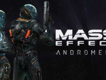 Bioware Announces New Mass Effect: Andromeda Trailer for Tomorrow; Watch Teaser Now