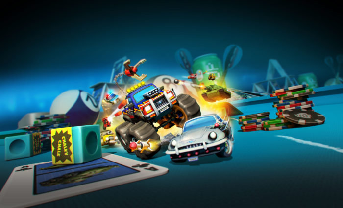 Codemasters' Micro Machines World Series Lets You Race Tiny Vehicles