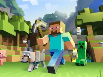 Minecraft Update 1.55 Brings Free Canyon Glide Pack,  Biome Settlers 2 Skin Pack and Fixes Numerous Issues