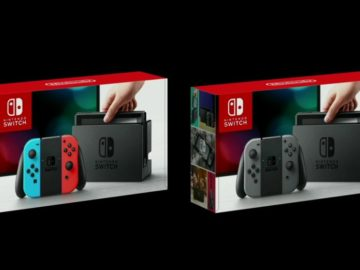 GameStop Warns Gamers Over Limited Supply Of Nintendo Switch Units