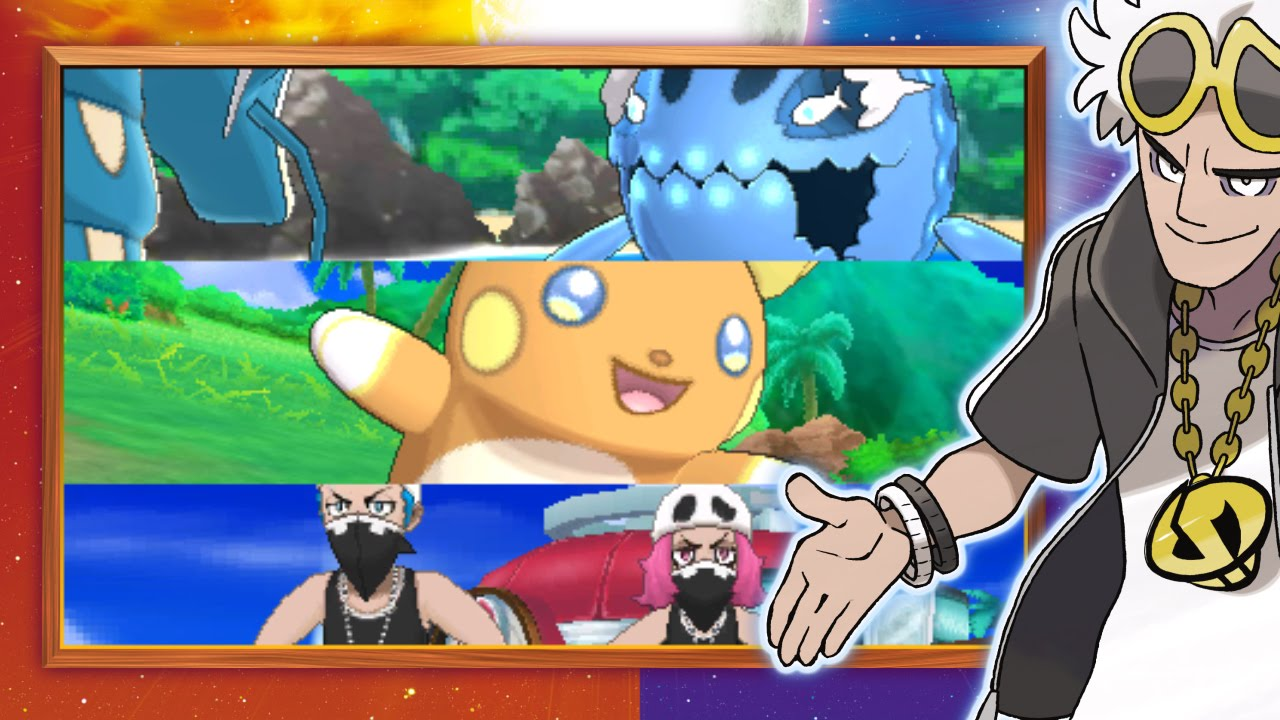 ... We can use Totem sized Pokemon in battle now Pokemon Ultra Sun