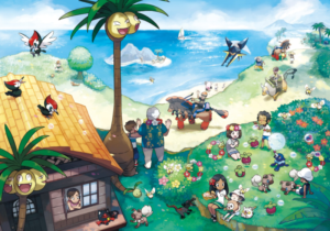 Pokemon Sun & Moon: Earn Easy Money With These Pokedex Sidequests