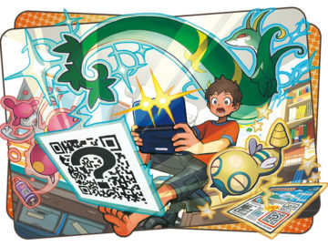 Pokemon Sun & Moon: There's A Gen 3 Secret In These Patch QR Codes